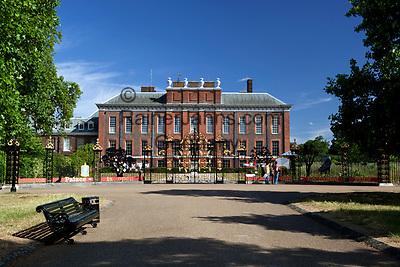 Grossbritannien, England, London: Kensington Palace   Great Britain, London: Kensington Palace