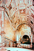 Venice:  Palazzo Ducale--Golden Stairway.  Reference only.