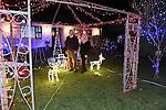 Gilroy's Christmas Lights