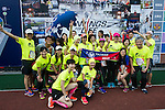 Atmosphere and entertainment during the Wings for Life World Run on 08 May, 2016 in Yilan, Taiwan. Photo by Lucas Schifres / Power Sport Images