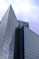 grattacieli alla Defense a Parigi, sede di AGF<br /> <br /> gratte-ciel de La Défense à Paris, la maison d'AGF<br /> <br /> skyscrapers at La Défense in Paris