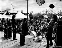 1967 file photo -  Montreal,  Quebec , Canada - LES GAPS play at Expo 67