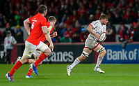 9th November 2019 | Munster vs Ulster<br /> <br /> Jordi Murphy during the Round 6 PRO14 League clash between Munster Rugby and Ulster Rugby at Thomond Park, Limerick, Ireland. Photo by John Dickson / DICKSONDIGITAL
