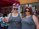 Christina and Heather during the 24th Annual Great Eldorado Brews and Blues Festival in Reno, Nevada on Saturday, June 15, 2019.