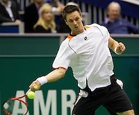 12-2-10, Rotterdam, Tennis, ABNAMROWTT, Robin Soderling