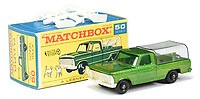 BNPS.co.uk (01202) 558833.<br /> Pic: VectisAuctions/BNPS<br /> <br /> Pictured: A Matchbox Regular Wheels 50c Ford Kennel Truck, lot achieved £6,960, over ten times its £400-£500 estimate. <br /> <br /> A man who spent 30 years building an epic collection of Matchbox toy cars is celebrating today after it sold for £480,000.<br /> <br /> Graham Hamilton, 55, fell in love with the miniature toys as a child and would put them back in their boxes after playing with them.<br /> <br /> He began collecting seriously in his early 20s after retrieving a box of his treasured toys from his parents' loft.<br /> <br /> Graham spent over £100,000 acquiring 1,800 Matchbox cars, which was virtually every one made at Matchbox's old Lesney factory in London<br /> between 1962 and 1982.
