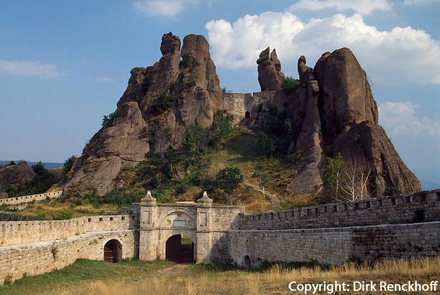 Festung von Belogradtschik, Bulgarien,