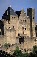 Europe/France/Languedoc-Roussillon/11/Aude/Carcassonne: La cité et les remparts