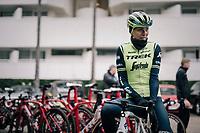 Anna Plichta (POL/Trek-Segafredo)<br /> <br /> Team Trek-Segafredo women's team<br /> training camp<br /> Mallorca, january 2019<br /> <br /> ©kramon
