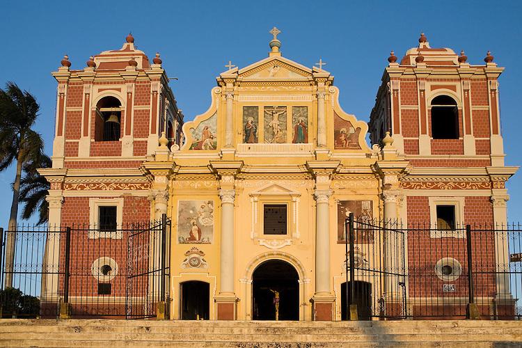 Iglesia de el Calvario, Leon, Nicaragua
