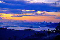 Sunrise from Mt. Kota Kinabalu