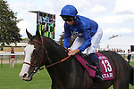 October 02, 2016, Chantilly, FRANCE - Talismanic with Mickael Barzalona up at the Qatar Prix de'l Arc de Triomphe (Gr. I) at  Chantilly Race Course  [Copyright (c) Sandra Scherning/Eclipse Sportswire)