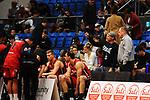 NELSON, NEW ZEALAND - MAY 20: NBL Basketball - Nelson Giants v Canterbury Rams. Trafalgar Centre, Thursday 20 May 2021, Nelson New Zealand. (Photo by Trina Brereton Shuttersport Limited)