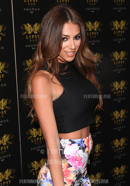 Georgia Salpa arriving for the Lipsy Fashion Awards,  at Dstrkt, London. 29/05/2013 Picture by: Alexandra Glen / Featureflash