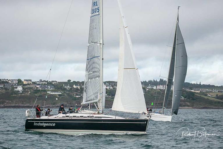 Aidan Heffernan's Dufour 36, Indulgence leads IRC White Sails Division Two
