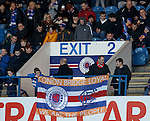 The Conon Bridge Loyal, supporting Rangers and not Ross County!