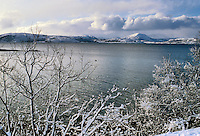 - Norway, landscape in the outskirtses of Narvik....- Norvegia, paesaggio nei dintorni di Narvik