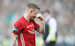 Johnny Hayes dejection