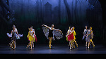 """""""Tales of An Athenian Forest"""" Cary Ballet Company's 16th Annual Spring Gala, Saturday 2 PM Performance, 16 March 2013, Cary Arts Center."""