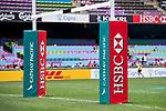 HSBC Hong Kong Rugby Sevens 2017 on 09 April 2017 in Hong Kong Stadium, Hong Kong, China. Photo by \2002547#1\ / Power Sport Images