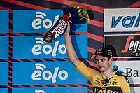3rd finisher Wout Van Aert (BEL/Jumbo-Visma)<br /> <br /> 101st Milano-Torino 2020 (UCI 1.Pro)<br /> 1 day race from Mesero to Stupinigi (198km)