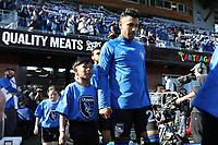 SAN JOSE, CA - FEBRUARY 29: Andy Rios #25 of the San Jose Earthquakes during a game between Toronto FC and San Jose Earthquakes at Earthquakes Stadium on February 29, 2020 in San Jose, California.