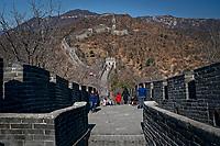 The Great Wall of China at Mutianyu