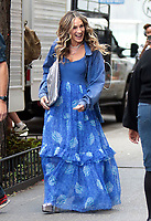 Sarah Jessica Parker on the set of And Just Like That