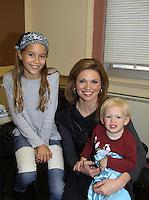 Mandy Bruno & son Flynn birthday Jan.2014