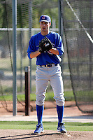 Chris Siegfried - Chicago Cubs - 2009 spring training.Photo by:  Bill Mitchell/Four Seam Images
