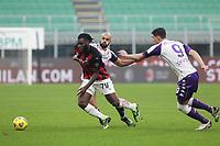 Milano  29-11-2020<br /> Stadio Giuseppe Meazza<br /> Campionato Serie A Tim 2020/21<br /> Milan - Fiorentina<br /> nella foto: Franck Kessie                         <br /> foto Antonio Saia Kines Milano