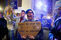 Trans Rights Rally - November 1, 2018
