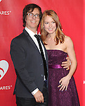 Ben Folds and Alicia Witt attends The 2014 MusiCares Person of the Year Dinner honoring Carole King at the Los Angeles Convention Center, West Hall  in Los Angeles, California on January 24,2014                                                                               © 2014 Hollywood Press Agency