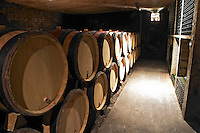 barrel aging cellar domaine chevalier p&f ladoix cote de beaune burgundy france