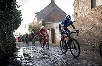 2019 Samyn winner Florian Sénéchal (FRA/Deceuninck - Quick Step)<br /> <br /> 53rd Le Samyn 2021<br /> ME (1.1)<br /> 1 day race from Quaregnon to Dour (BEL/205km)<br /> <br /> ©kramon