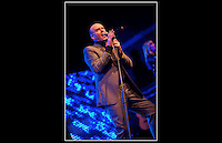 Glenn Gregory - Heaven 17 'Penthouse and Pavement' 30th Anniversary Tour - HMV Forum, Kentish Town, London NW1 - 28th November 2010
