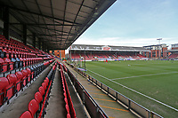 General view of the ground during Leyton Orient vs Port Vale, Sky Bet EFL League 2 Football at The Breyer Group Stadium on 20th February 2021