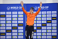 SPEEDSKATING: SALT LAKE CITY: Utah Olympic Oval, 10-03-2019, ISU World Cup Finals, Podium 1500m Ladies, Ireen Wüst (NED), ©Martin de Jong