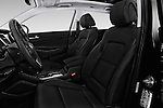 Front seat view of 2018 Hyundai Tucson Limited 5 Door Suv Front Seat  car photos