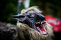 Super Monster Wolf robot designed to scare away wildlife