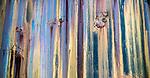 Paint abstract, Astoria, Oregon