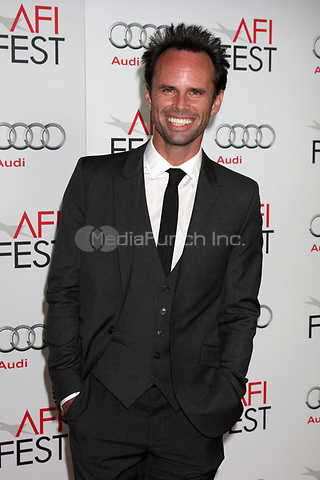 HOLLYWOOD, CA - NOVEMBER 08: Walton Goggins at the 'Lincoln' premiere during the 2012 AFI FEST at Grauman's Chinese Theatre on November 8, 2012 in Hollywood, California. Credit: mpi21/MediaPunch Inc.