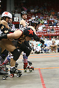 A jammer's task is never easy
