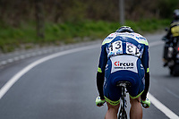 #13 is for Kévin Van Melsen (BEL/Intermarché - Wanty - Gobert) today<br /> <br /> 61st Brabantse Pijl 2021 (1.Pro)<br /> 1 day race from Leuven to Overijse (BEL/202km)<br /> <br /> ©kramon