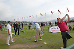 ISPS Handa Wales Open 2013<br /> Celtic Manor Resort<br /> ISPS Handa golf clinic<br /> <br /> 28.08.13<br /> <br /> ©Steve Pope-Sportingwales