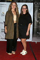 LOS ANGELES - SEP 26:  Emily Hanley, April Moreall at the Catalina Film Festival Drive Thru Red Carpet, Saturday at the Scottish Rite Event Center on September 26, 2020 in Long Beach, CA