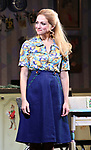 """Roxanna Hope Radja  during the Broadway Opening Night Curtain Call for """"Torch Song"""" at the Hayes Theater on November 1, 2018 in New York City."""