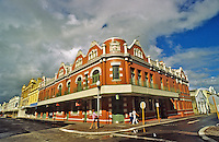 Fremantle, Western Australia.  Near Perth. P&O Hotel and pub.