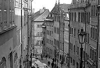 - Praga, Repubblica Ceca (allora Cecoslovacchia), gennaio 1986<br /> <br /> - Prague, Czech Republic (then Czechoslovakia), January 1986