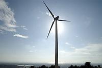 - eolic power station of Albanella (Salerno)..- centrale eolica di Albanella (Salerno)